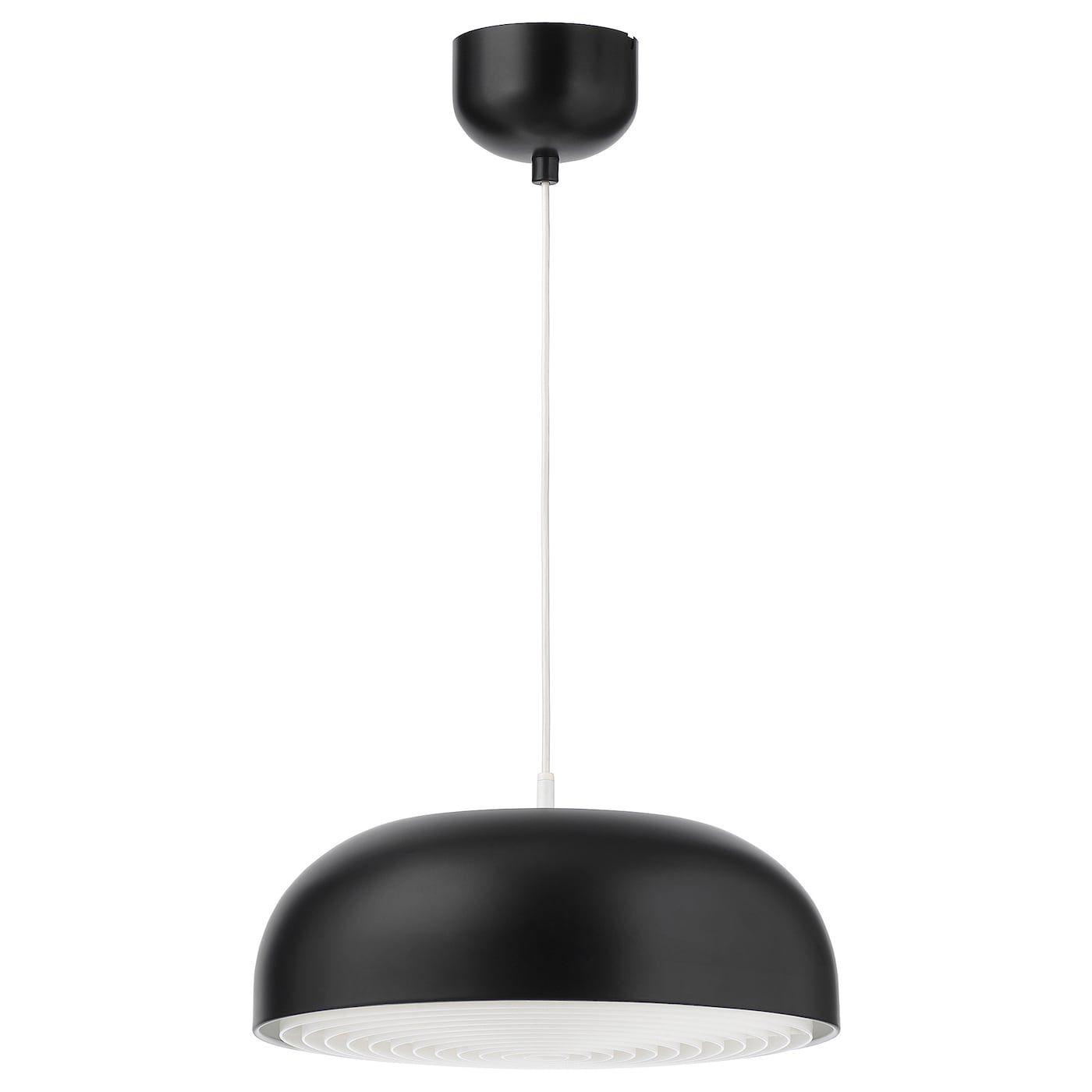 Hektar Pendant Lamp Dark Gray 15 38 Cm
