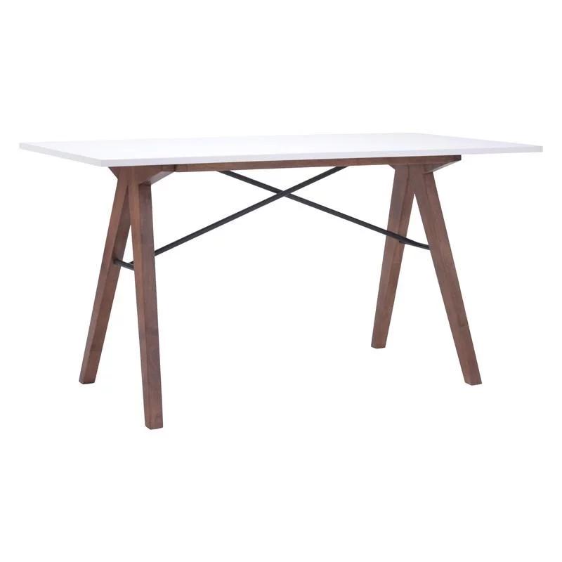Germain Lariviere Bureaux A Domicile 279983 Bureaux De Germain Lariviere Walnut Desks Zuo Modern Contemporary Desk