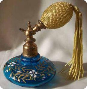 perfumes antiguos
