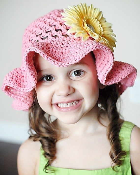 Sofie Floppy Hat Crochet Pattern *Instant Download* (Permission to ...