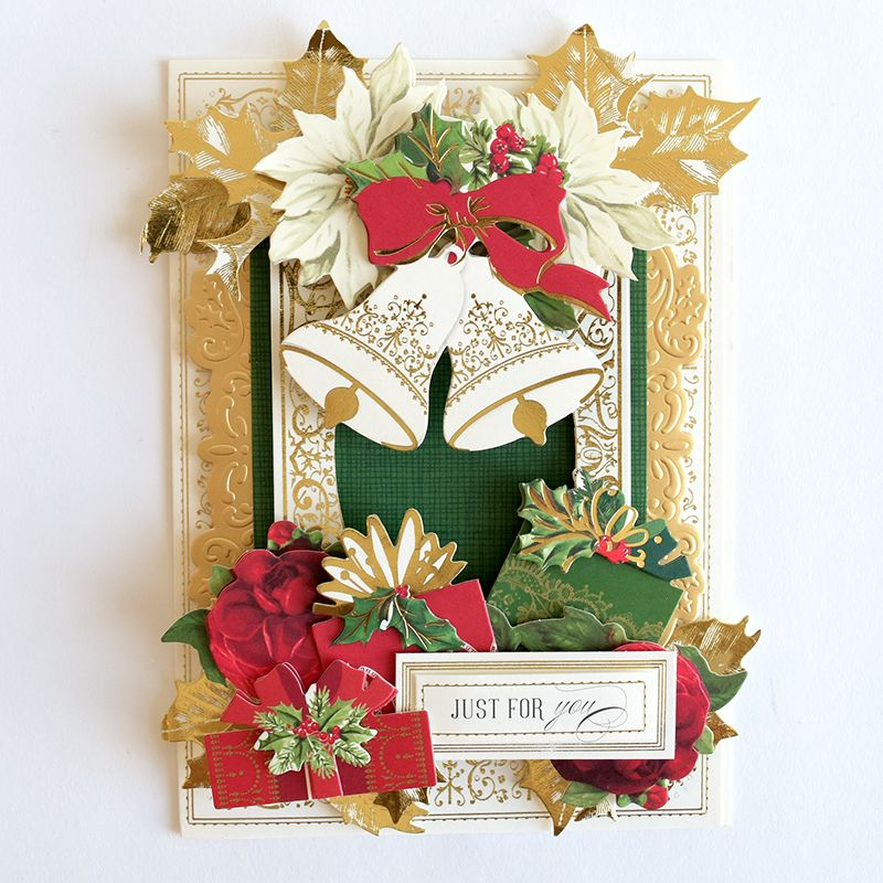 Boxes Of Christmas Cards 2020 HSN June 2020  Christmas Box Card Kit in 2020 | Anna griffin