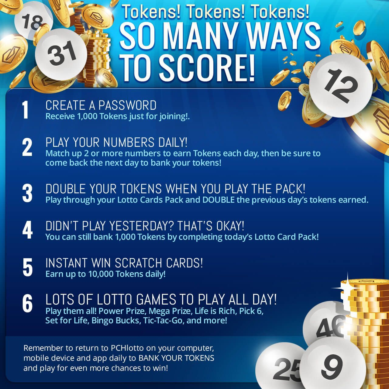 Pch Daily Scratch Off Games | Games World