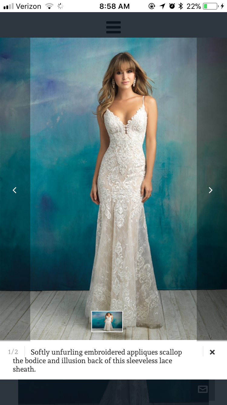 a4baf2d16d69c Discover the latest wedding dresses from the incredible Allure Bridal 2018  collection at Regiss in Bowling Green, Owensboro, Glasgow and Louisville,  ...