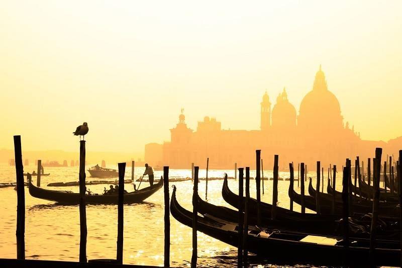 Venetië door de ogen van Donna Leon
