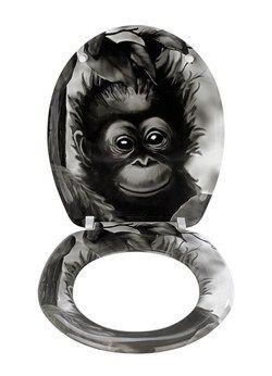 Ape novelty toilet seat   TOILETS & SEATS   Pinterest   Novelty ...