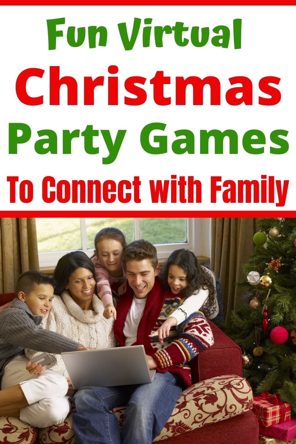 15 Best Games To Play On Zoom With Kids Happy Mom Hacks In 2020 Christmas Party Games For Kids Fun Holiday Games Kids Party Games