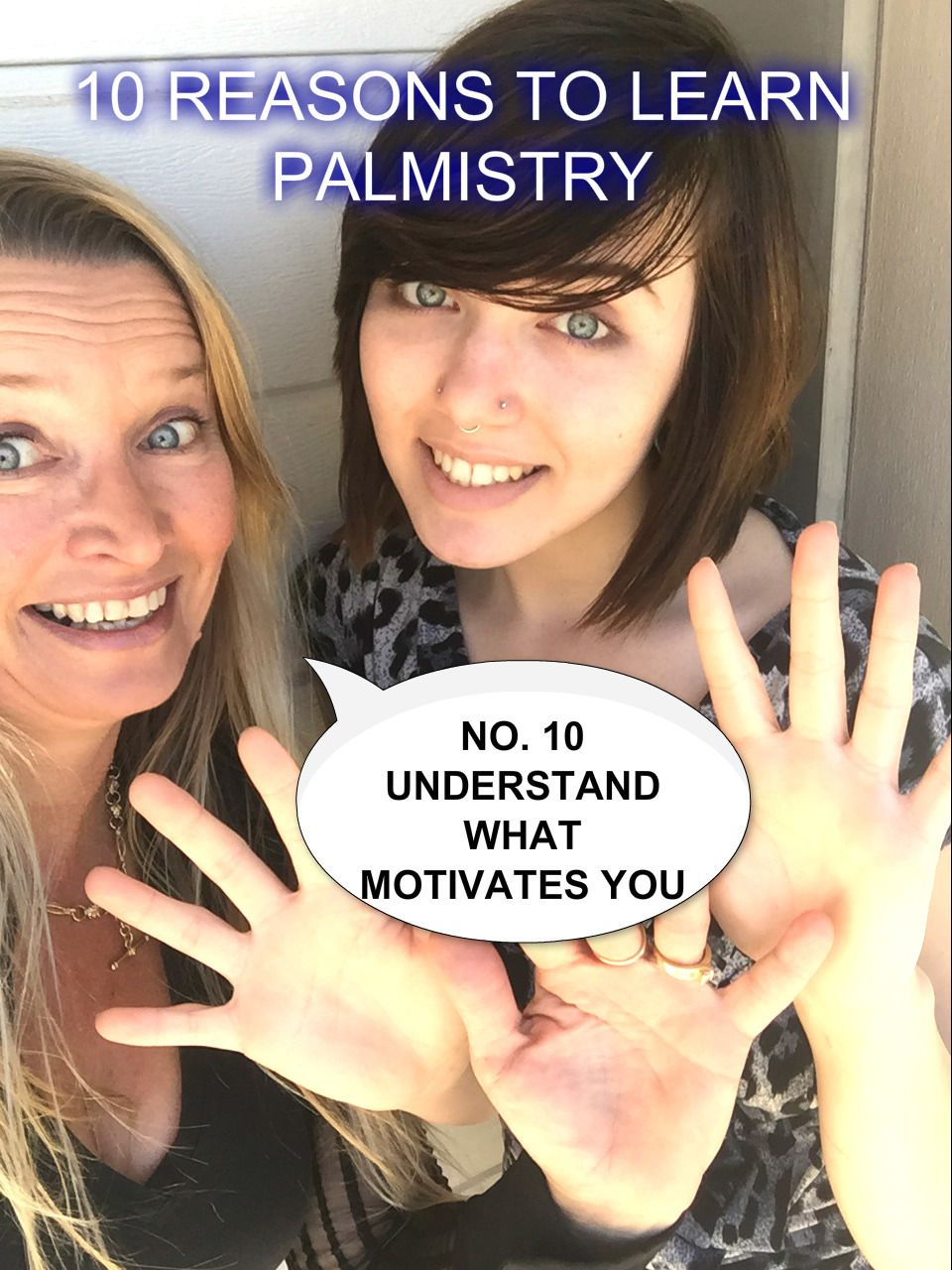 10 reasons to learn palmistry #handanalysis #palmistry