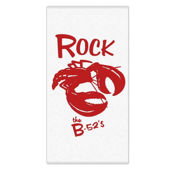 B 52 S Rock Lobster Beach Towel Everyone Get One So We Can All Have Matching Towels Rock Lobster B 52s The B 52 S