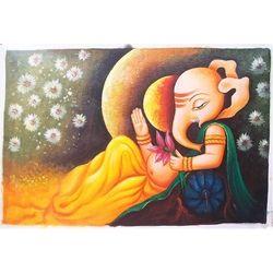 Shree Ganesha Painting