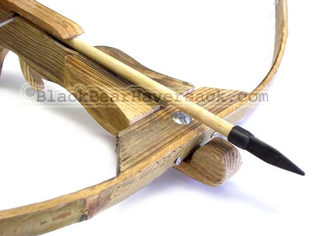 how to make a crossbow out of wood pdf