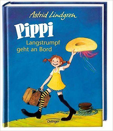 Pippi Langstrumpf geht an Bord: Farbig: Astrid Lindgren, Katrin Engelking, Kerstin Behnken, Cäcilie Heinig: Bücher