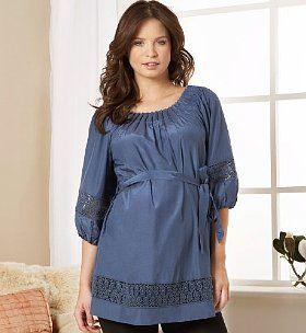 cbb22b465 blusas para embarazadas de fiesta 2