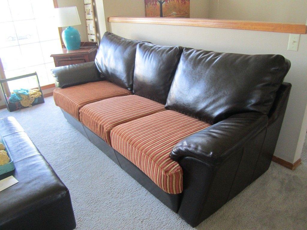 Cushion Covers For Sofa Seats Sofa Seat Cushions Custom Sofa