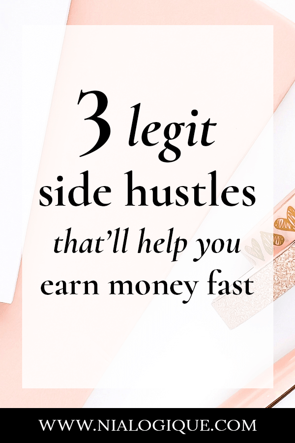 3 Side Hustle Business Ideas You Can Use To Make Money Fast Making