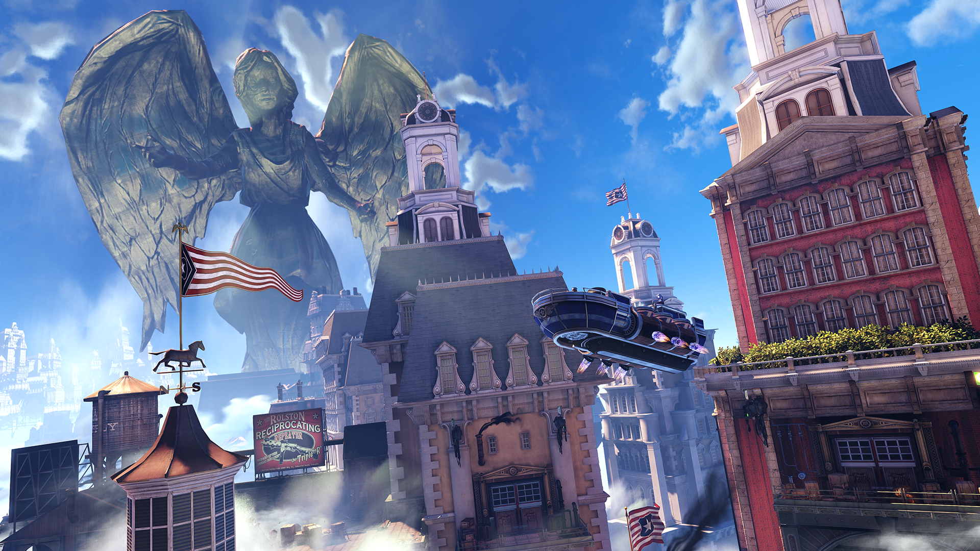 Bioshock Infinite Wallpapers For Android