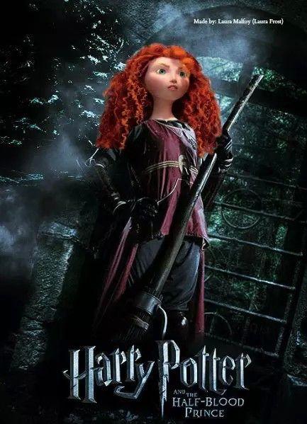 Merida (Harry Potter and the Half-Blood Prince)