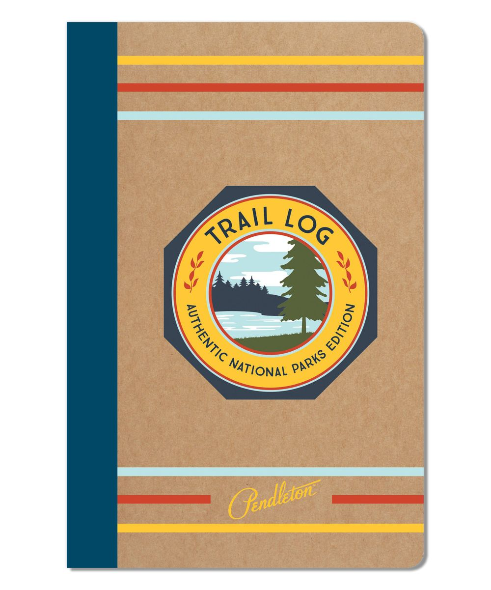 Pendleton Trail Log Journal Blank book, Beautiful