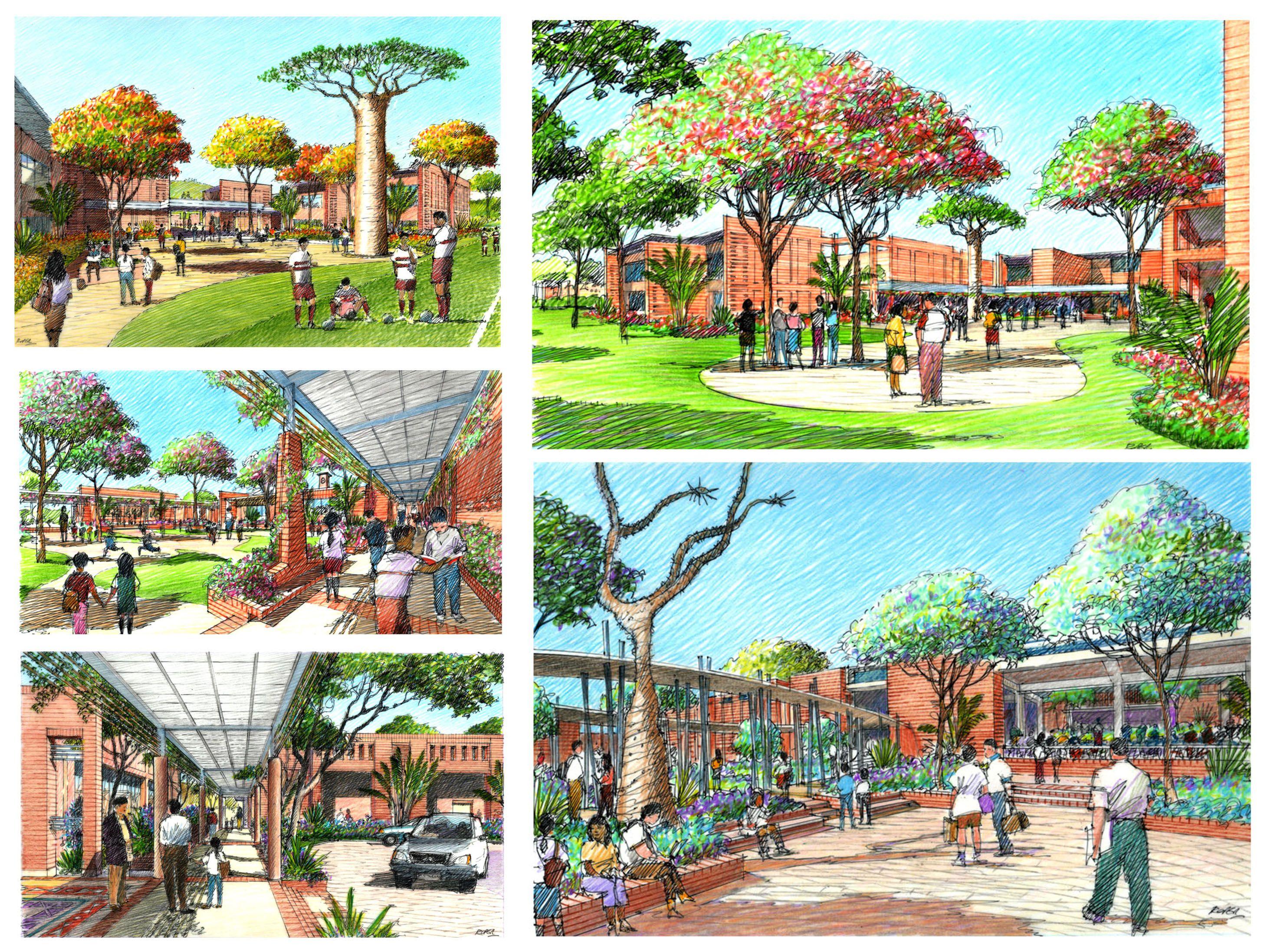 Urban design plan sketches google zoeken