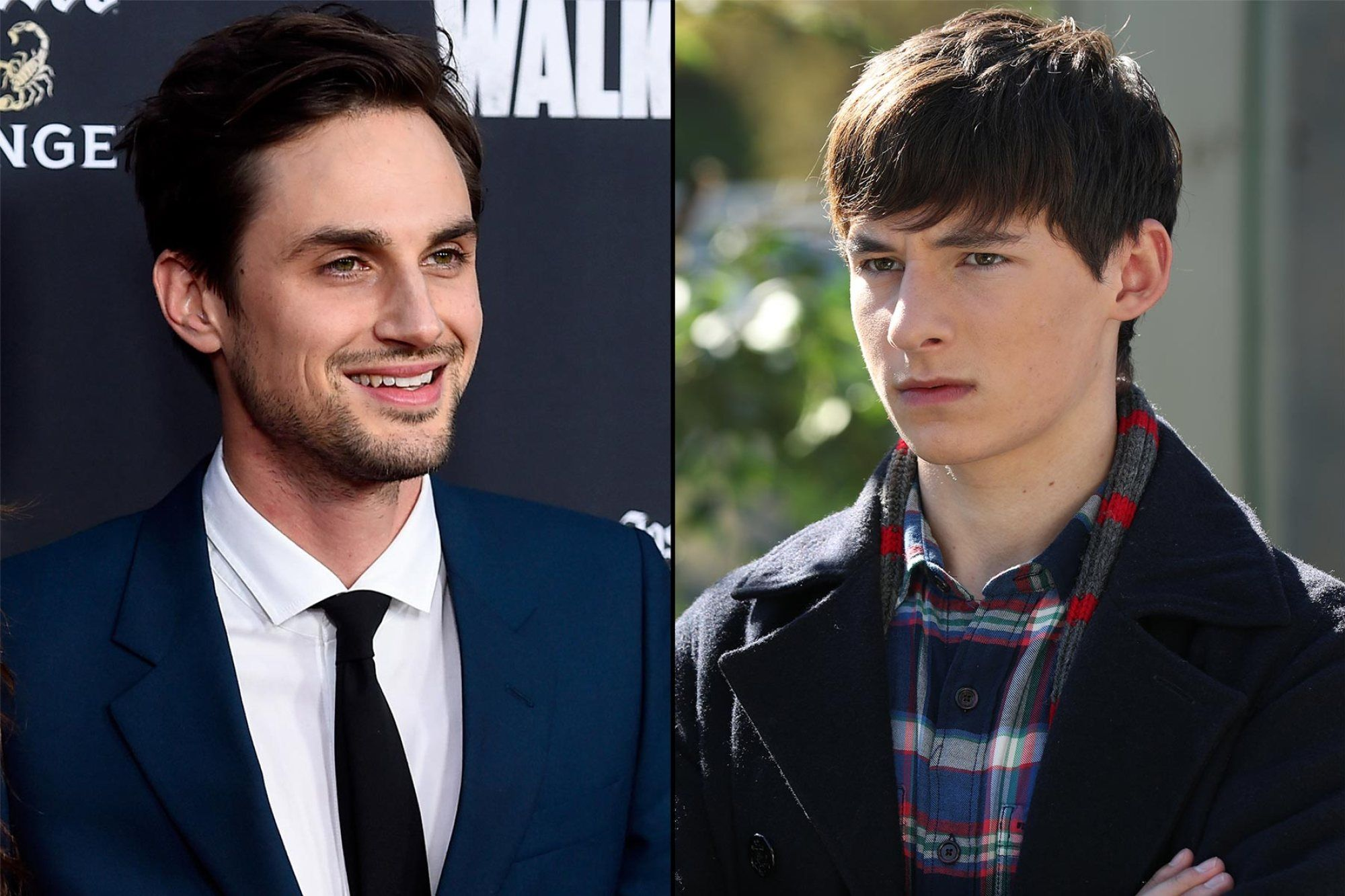 Once Upon A Time A Theory On Who Andrew J West Is Playing
