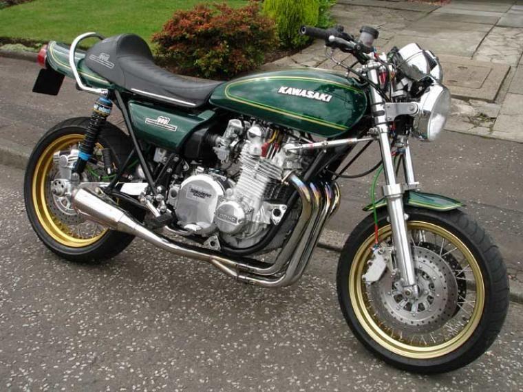 1976 Kawasaki Z900 A4 Clic Motorcycle Pictures | motorcycles ...