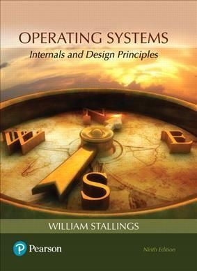 Operating Systems Internals And Design Principles Operating