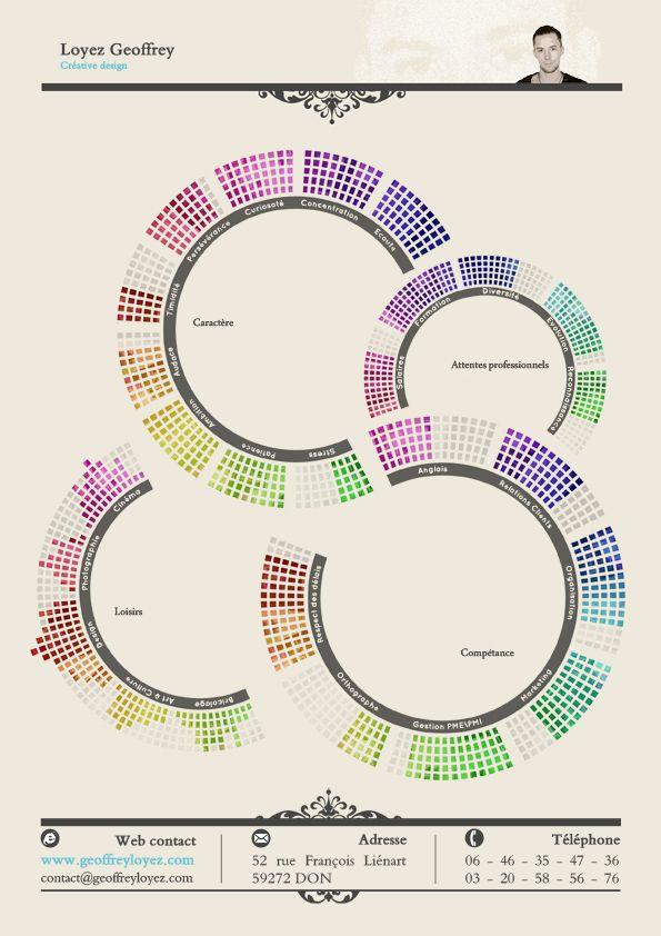 infographic r u00e9sum u00e9s  20 great examples