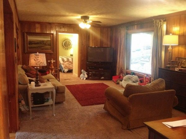 Best 25 Wood Paneling Makeover Ideas On Pinterest Paint