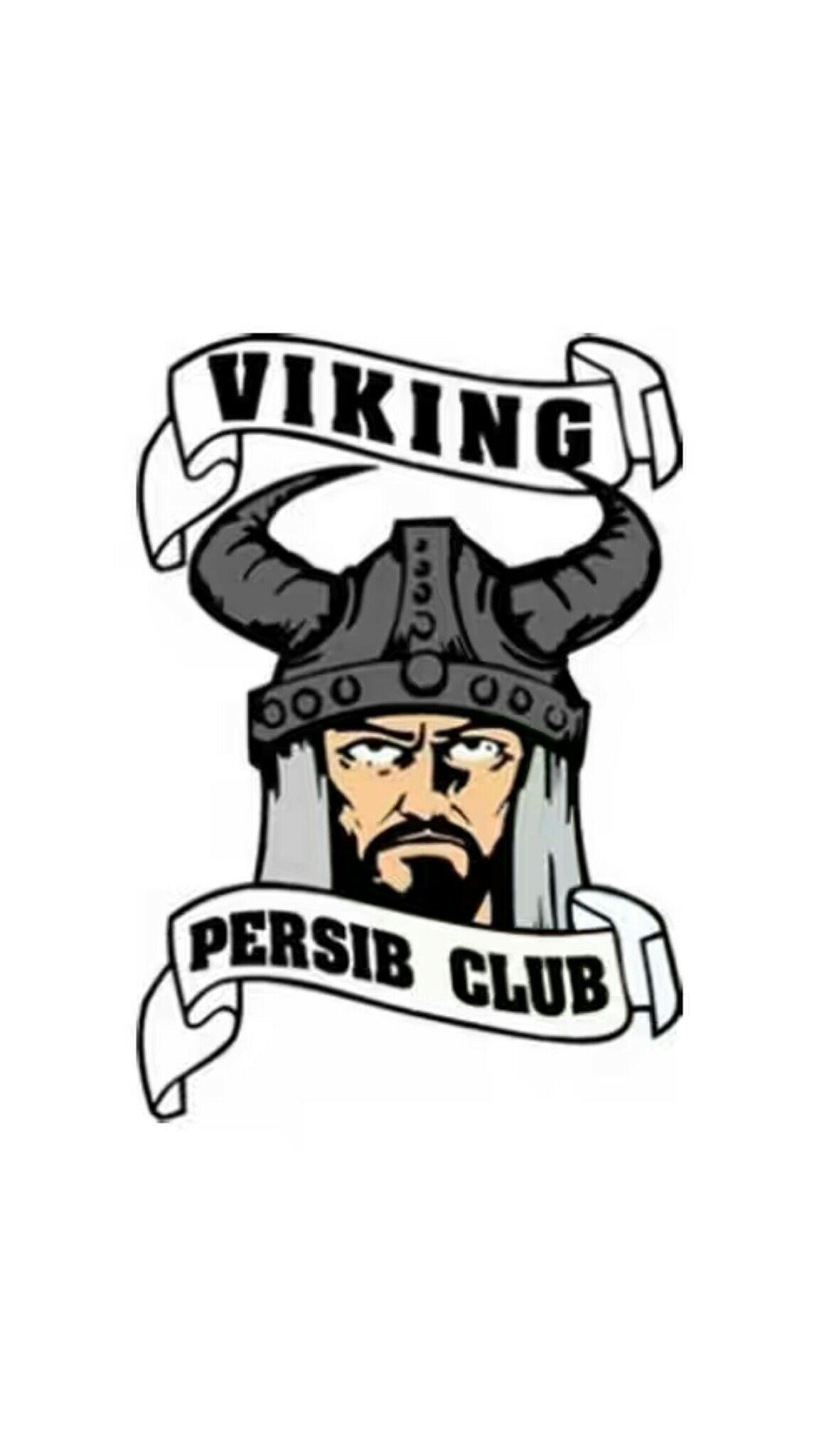 Viking Persib Club Viking Olahraga Logo Keren