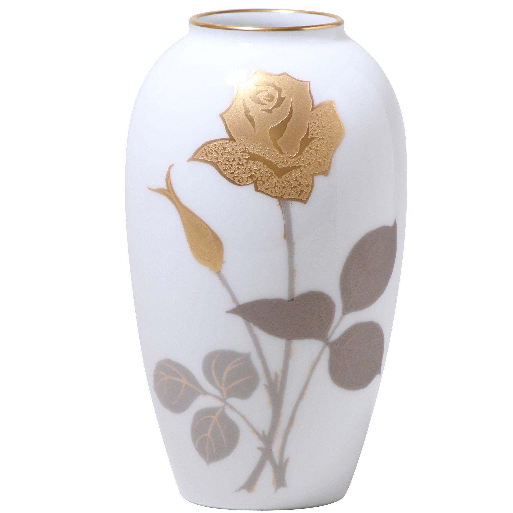 Rp noritake bone china okura golden rose vase beautiful rp noritake bone china okura golden rose vase reviewsmspy