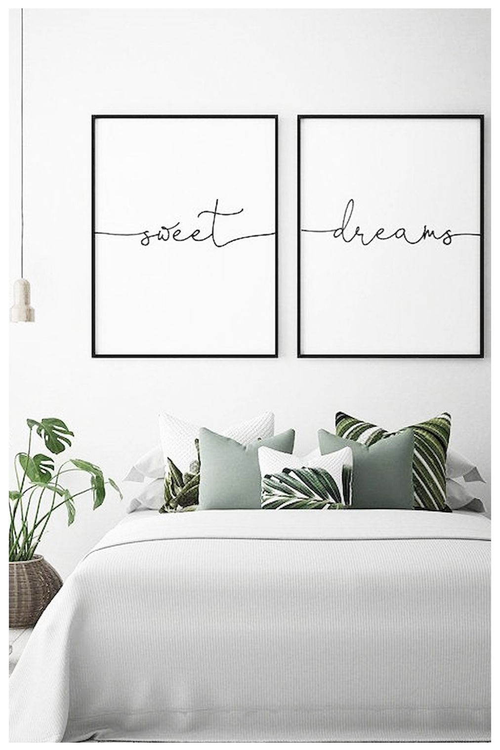 Best Above Bed Decor 20 Great Ideas In 2020 In 2020 Above 640 x 480