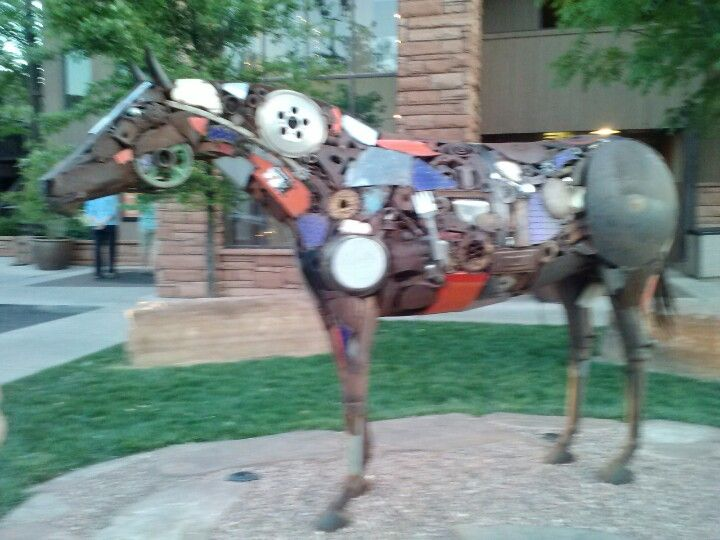 Painted pony st painted pony sculpture art art