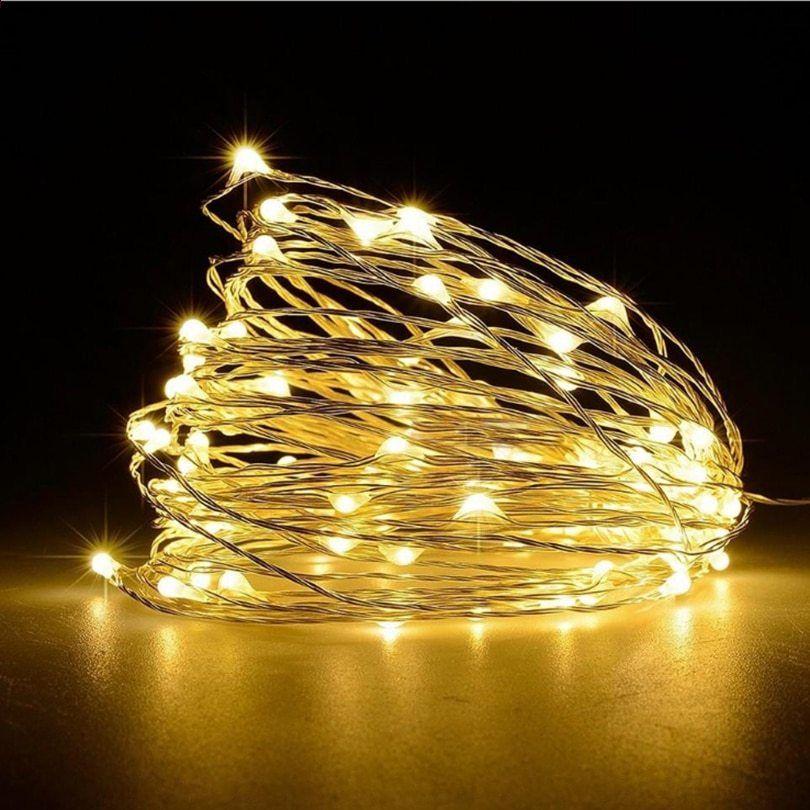 Lights String Lights LED Lights Dekoracje na baterie Girland Lights