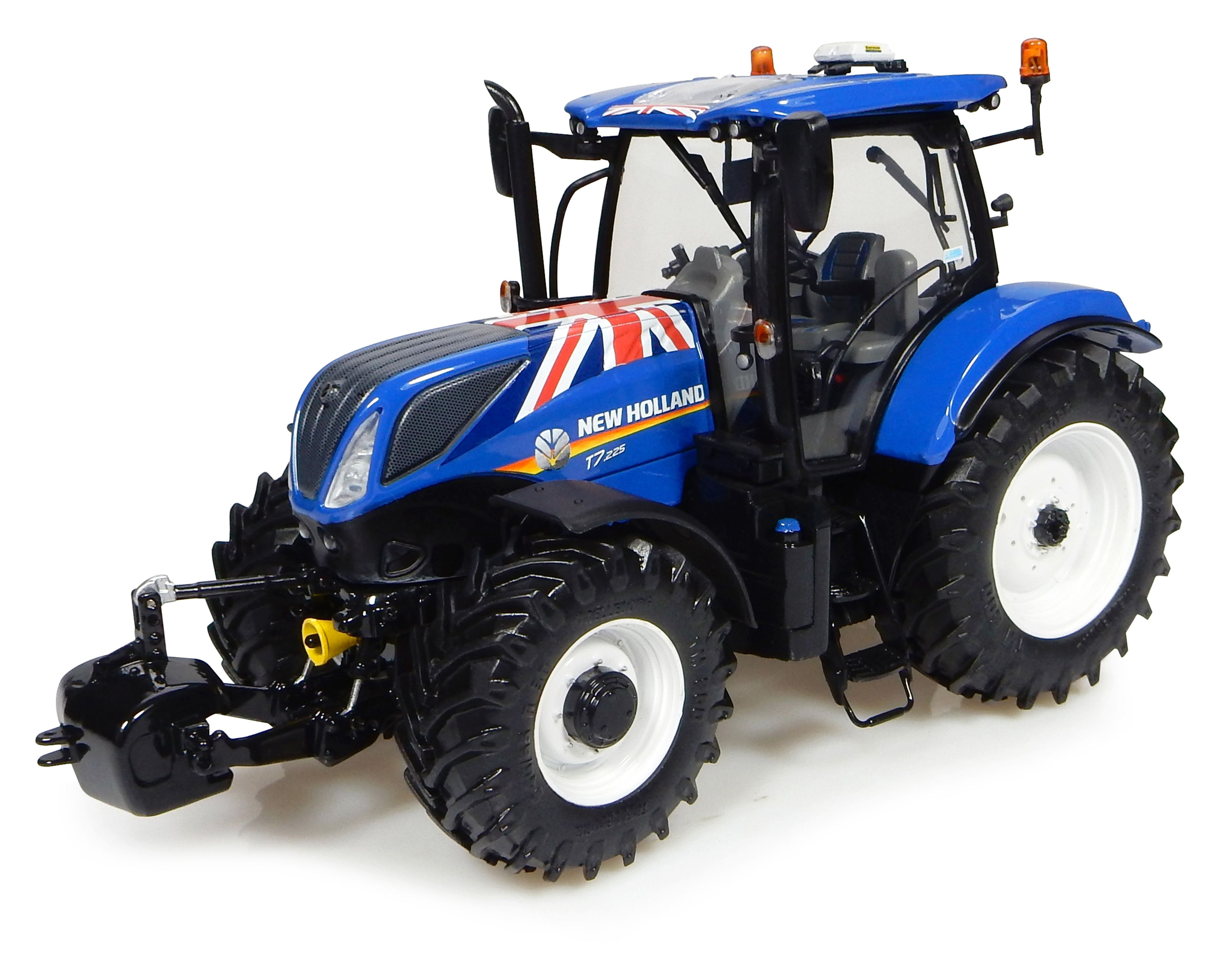 "New Holland T7.225 ""Union Jack Edition"""