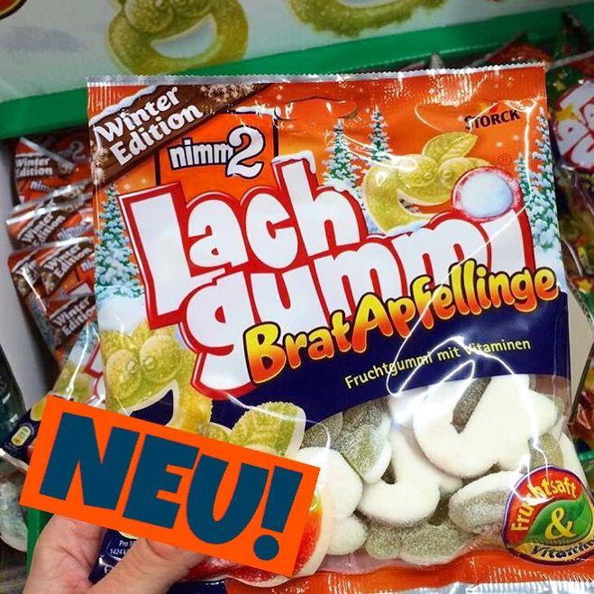 Neu Nimm2 Lachgummi Bratapfellinge Weingummi Sussigkeiten Lebensmittelneuheiten Foodnews Weingummi Lachgummi Lebensmittel