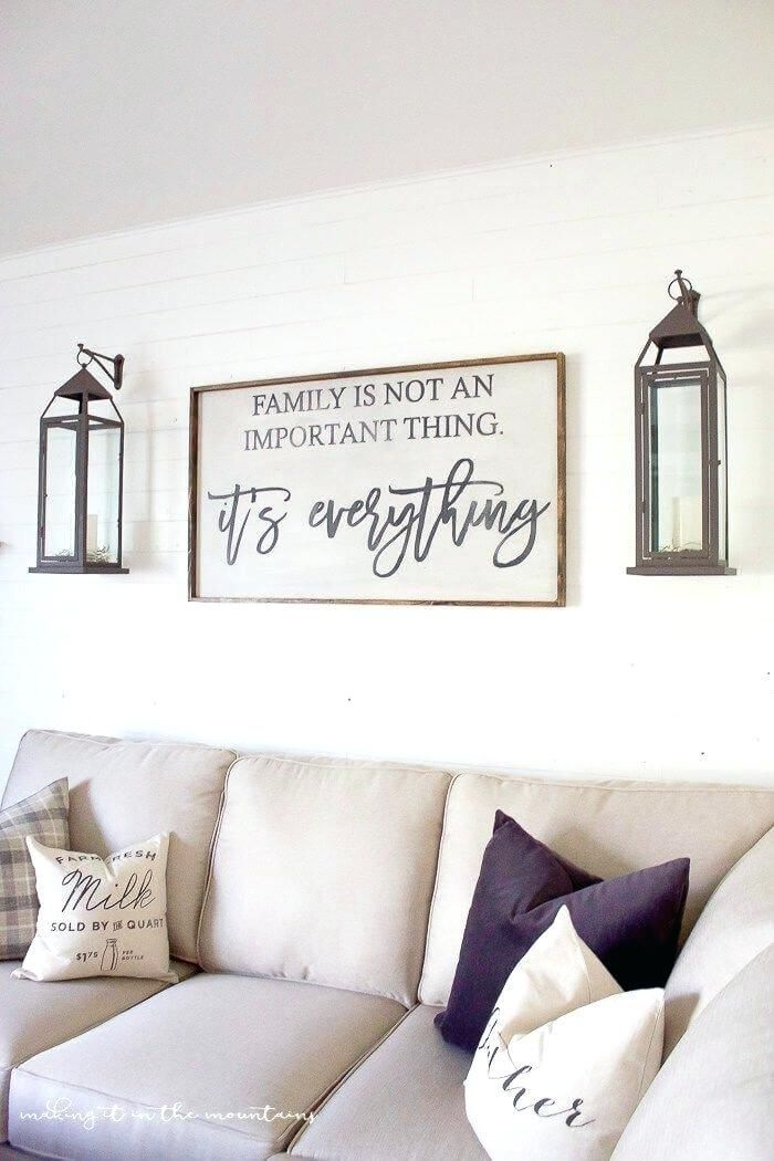 Pin By Tara Skauge On Townhouse In 2020 Large Wall Decor Living