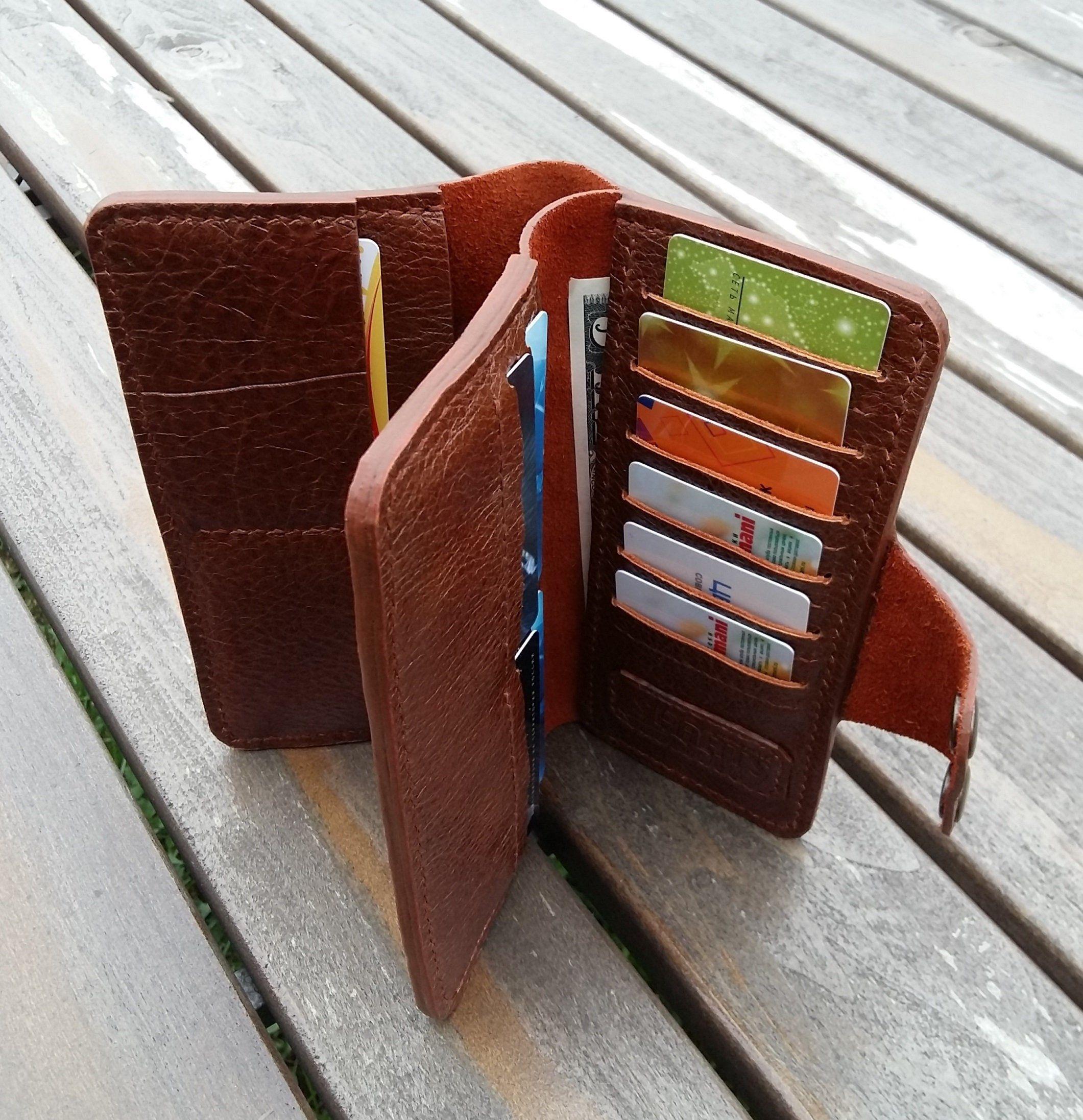 Trifold Wallet Mens Long Wallet Mens Travel Wallet Big Mens Travel Wallet Travel Wallets Bi Fold Wallet