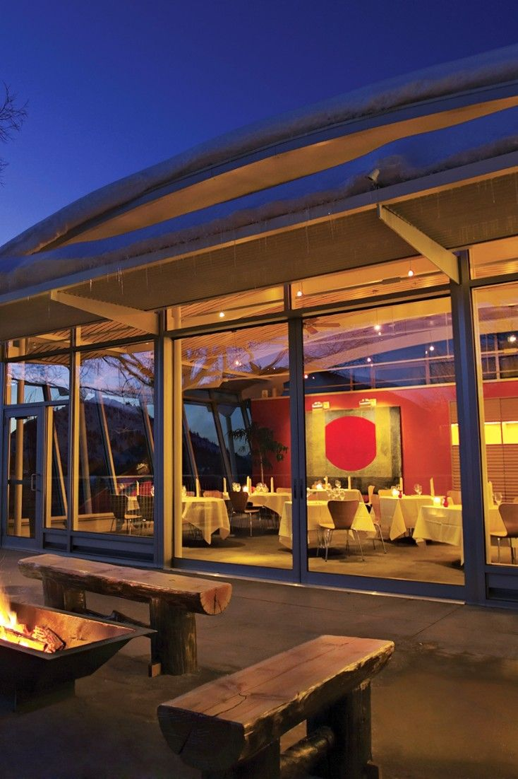 Aspen Meadows Resort (Aspen, CO Casas de lujo, Bauhaus