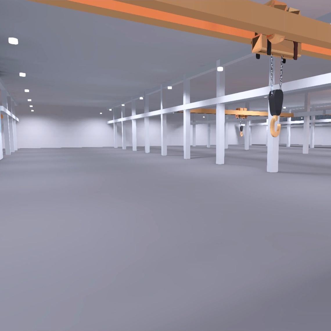 Bur Lighting Bunte Und Remmler Lichtplanungen Led Beleuchtung Stahllager Lichtplanung Beleuchtungsideen Licht