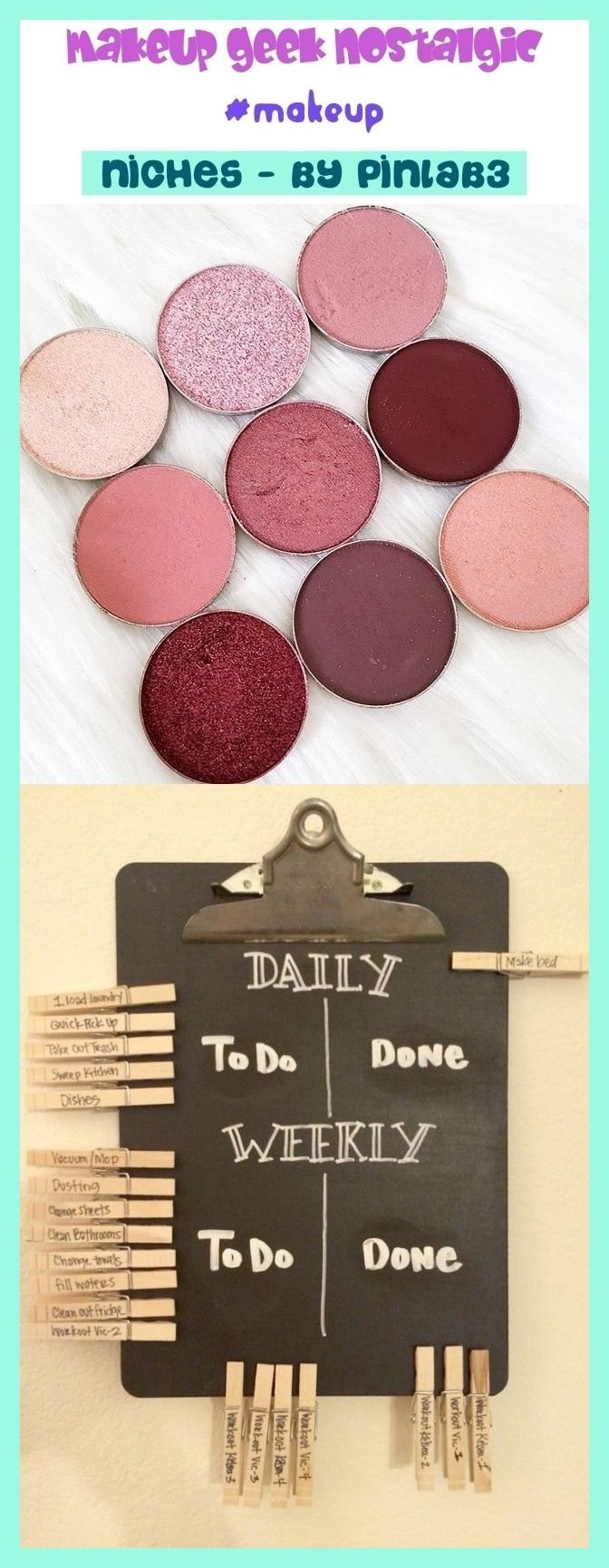 Makeup geek nostalgic makeup beauty. makeup geek
