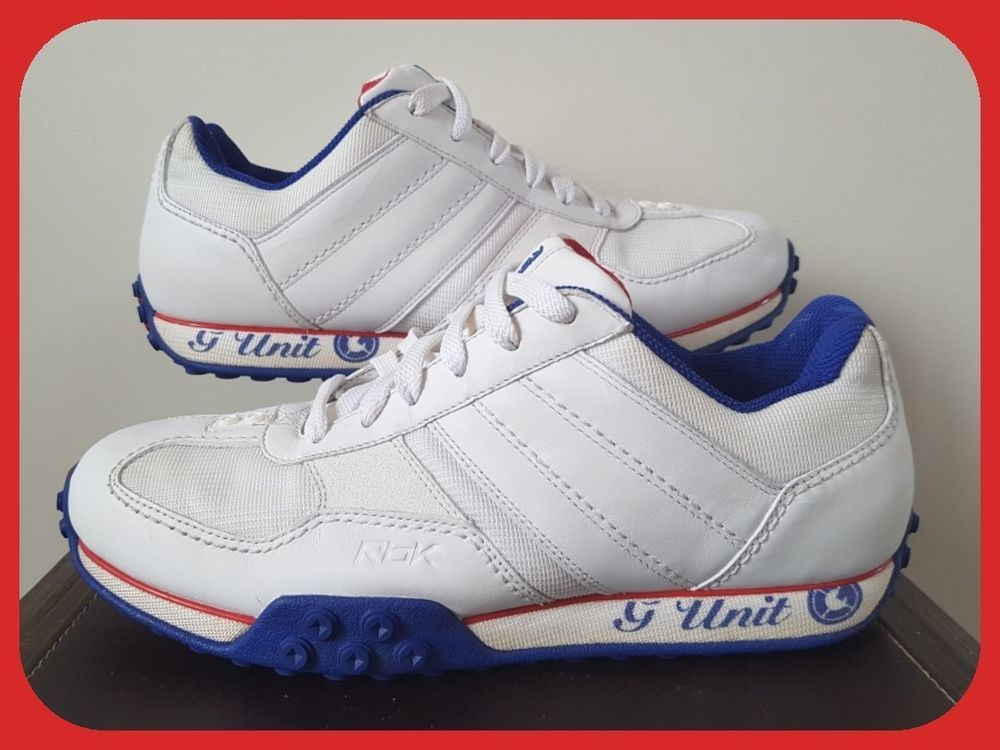 Rare Reebok G Unit Sneakers Trainers