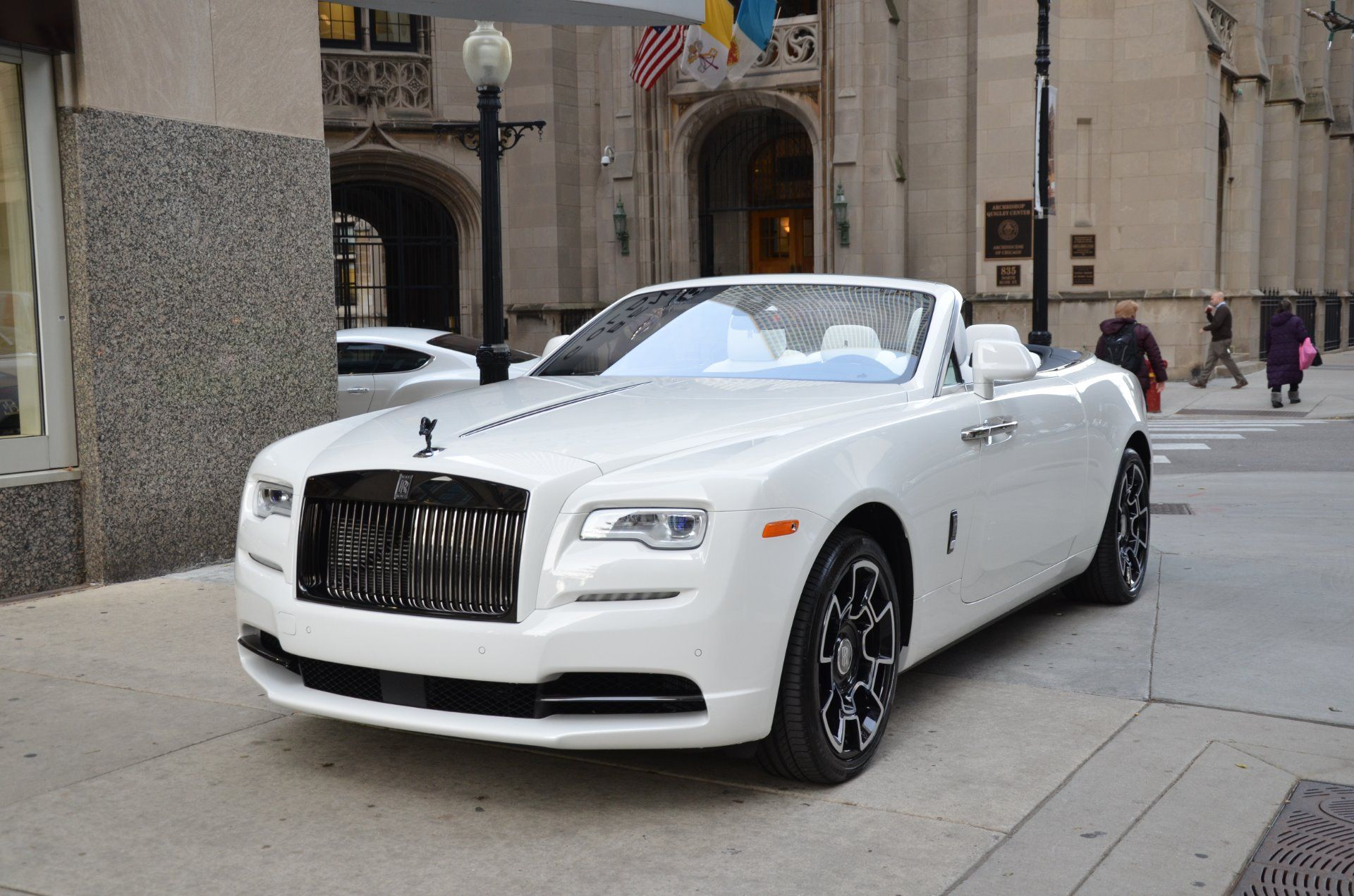 Rolls Royce Dealers >> 2018 Rolls Royce Dawn Stock R475 For Sale Near Chicago Il