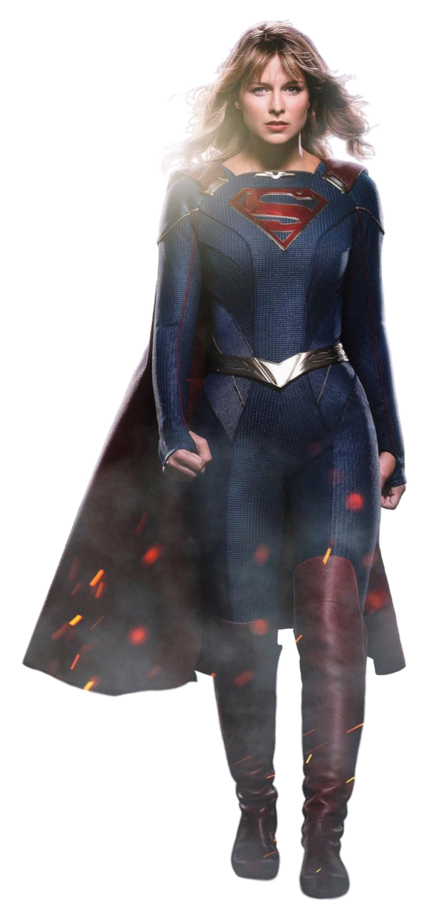 Supergirl Season 5 Transparent By Camo Flauge On Deviantart Supergirl Season Supergirl Melissa Supergirl