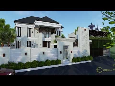 jasa arsitek desain rumah ibu ani negara jembrana bali
