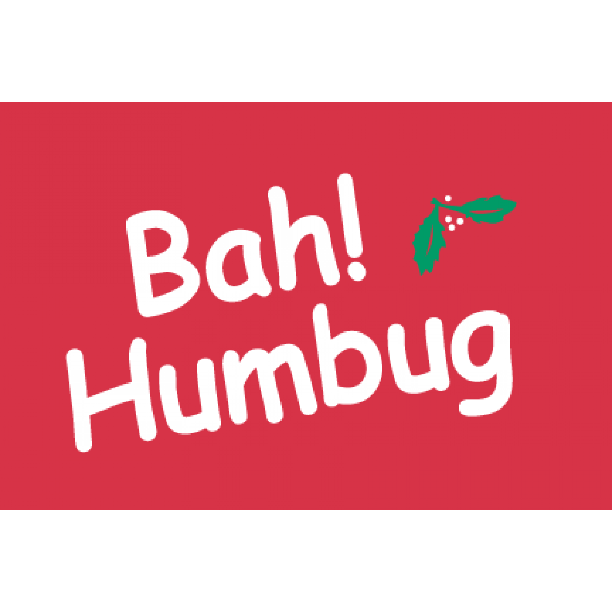 3x5 bah humbug seasonal outdoor flag christmas flags flagsaflying