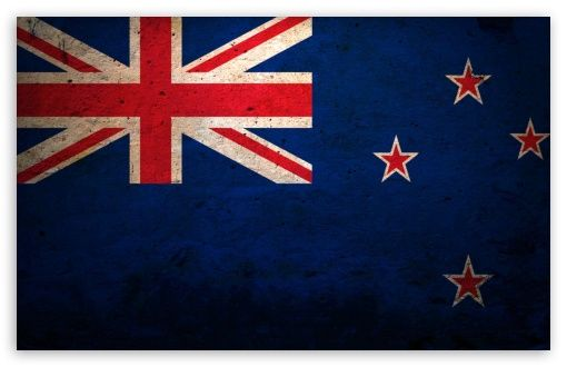 Grunge Flag Of New Zealand Chic Grunge Punk Mod Rock