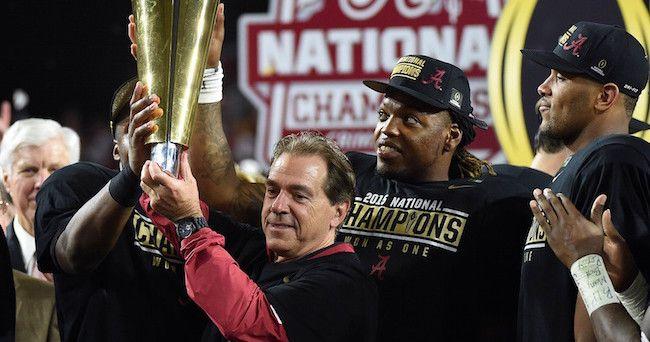 5 best seasons in Alabama football history | College ...
