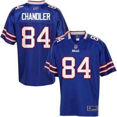 scott chandler bills jersey