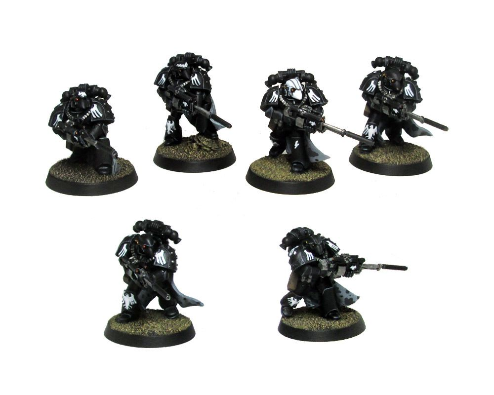Mor Deythan Strike Squad by Bughaus Miniatures | faves5