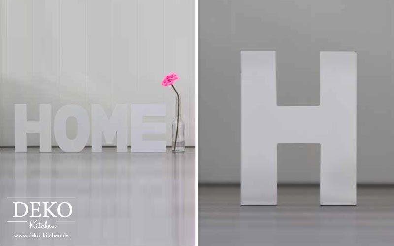 DIY: riesige Deko-Buchstaben selber machen Deko Kitchen | Steffi\'s ...
