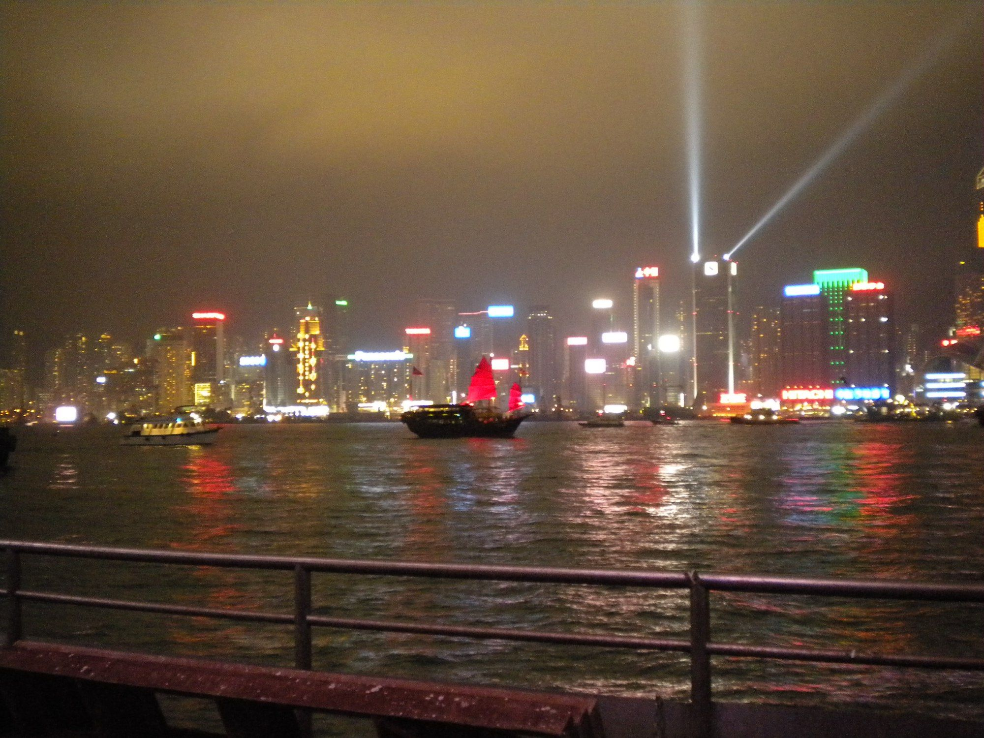 I will definately be spending more time in Hong Kong this time around